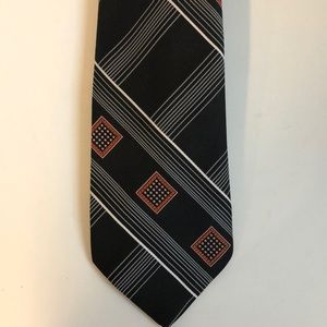 Principe made in Italy 100% polyester tie